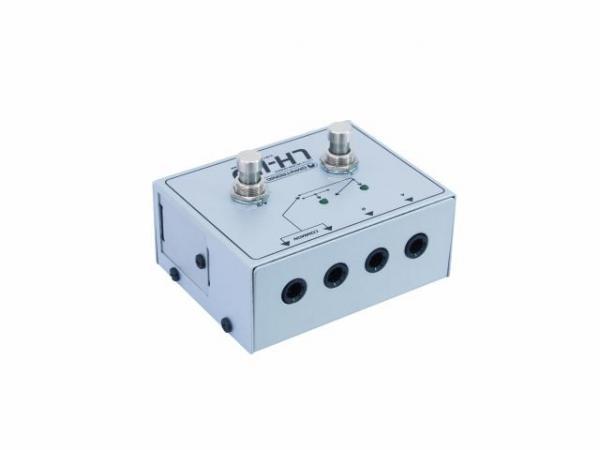 OMNITRONIC LH-110 Singnaalin kääntäjä. A/B-Y signal switcher