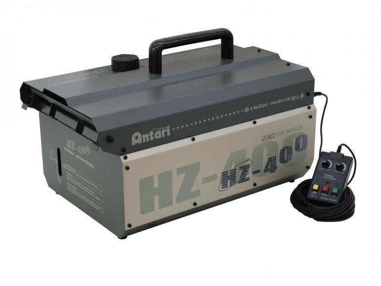 ANTARI HZ-400 Hazer usva kone, aito haze, discoland.fi