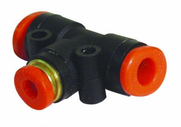 ANTARI FTA-664 T piece, 2x6mm / 1x4mm, discoland.fi