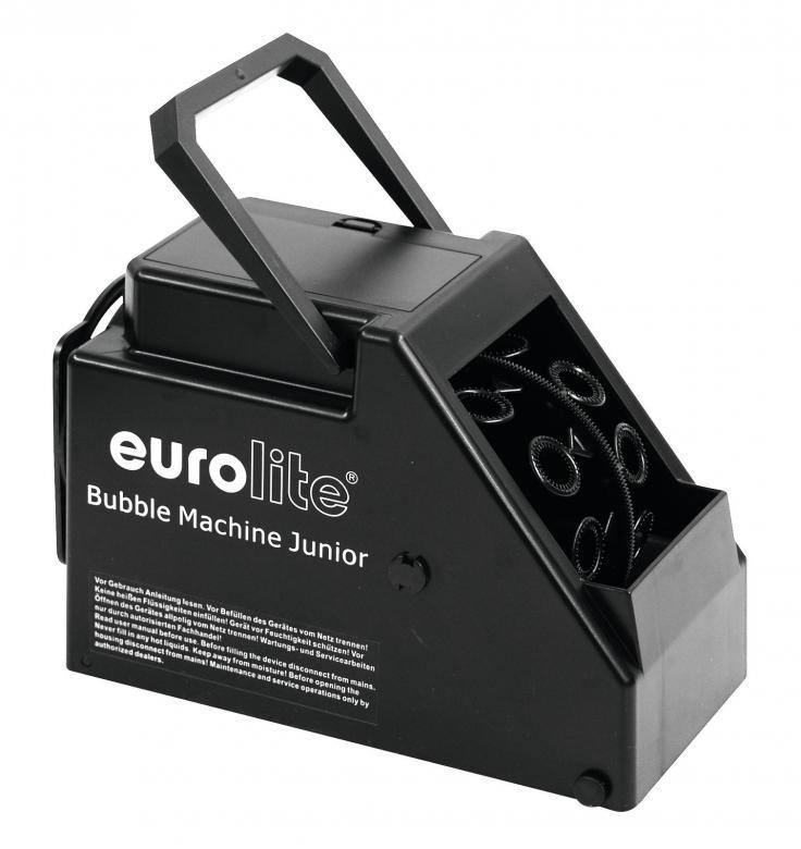 EUROLITE Junior saippuakuplakone B-60 ka, discoland.fi
