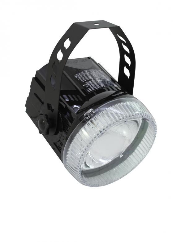 EUROLITE Techno Strobe 750 150W Strobo Valo, toimii ilman ohjainta tai 0-10V ohjaimen kanssa!