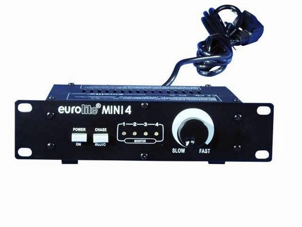 EUROLITE EUROLITE MINI-4E valo-ohjain 4 , discoland.fi