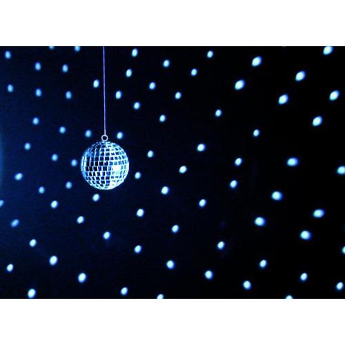 EUROLITE 5cm Peilipallo, eli discopallo, muoviydin ja pakattu muoviin, pling, myös karvanopan tilalle!