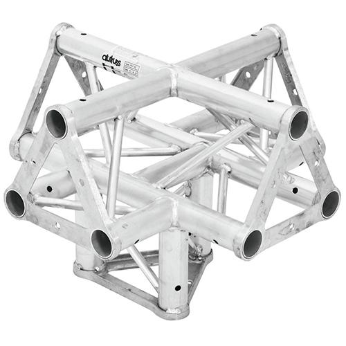 ALUTRUSS TRISYSTEM 5-tie risteyspala PAT-52. 5-way cross piece