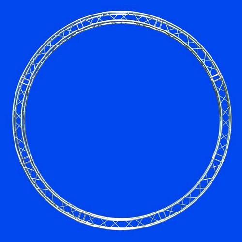 ALUTRUSS QUADLOCK circle d=5m (inside), , discoland.fi