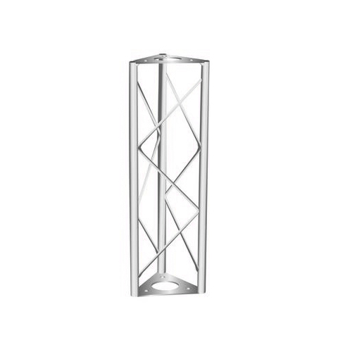ALUTRUSS DECOTRUSS trussi ST-450 terästä 450mm väri hopea, mitat  130 x 150 x 450 mm sekä paino 1,18 kg .Straight 3-point truss 450mm, silver