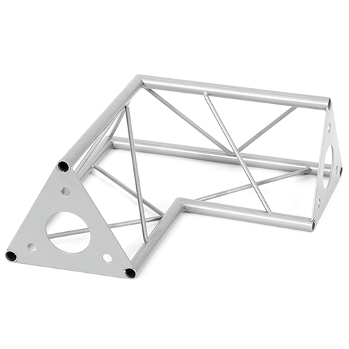 ALUTRUSS DECOTRUSS 2-tie kulmapala 90° , discoland.fi