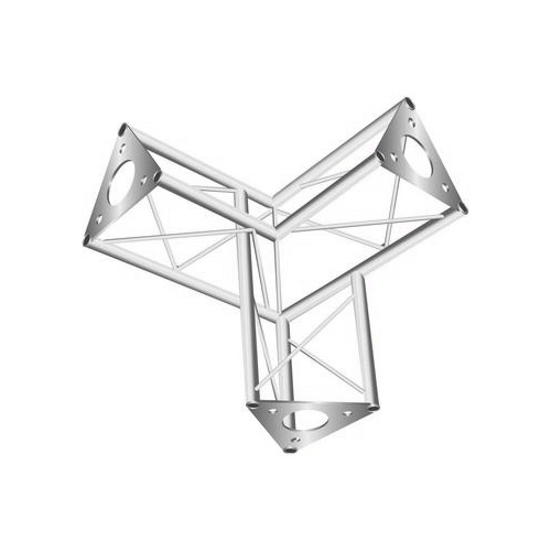 ALUTRUSS DECOTRUSS 3-tie kulmapala /\ oi, discoland.fi