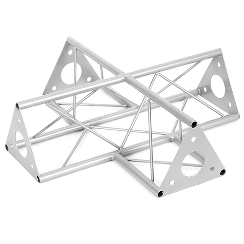 ALUTRUSS DECOTRUSS 4-tie risteyspala SAC-41, terästä. 4-way cross piece