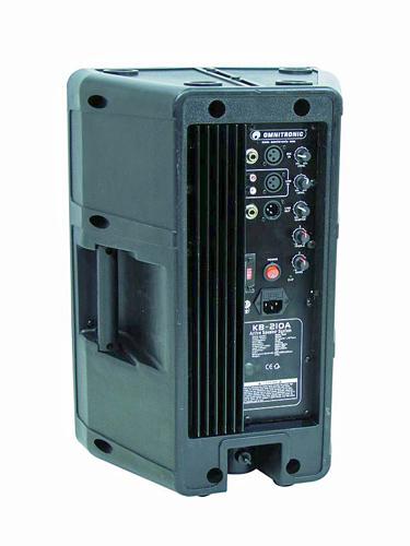 VUOKRAUS Vuokraa KB-210A Aktiivikaiutinpari, Kaiutin soveltuu loistavasti esimerkiksi Kotikaraoke sovelluksiin tai pientä äänentoistojärjestelmää kaipaavalle artistille, puhujalle tai tiskijukalle, 2-way speaker 10