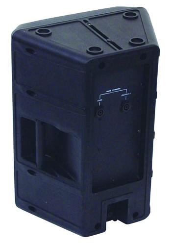 OMNITRONIC KB-212 Passiivinen Kaiutin, Mustaa Muovia, 300W, Plastic-Cabinet 12