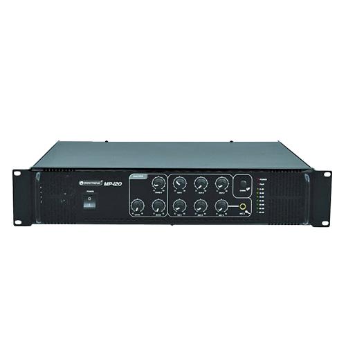 OMNITRONIC MP-120 120W 100 PA mikserivah, discoland.fi