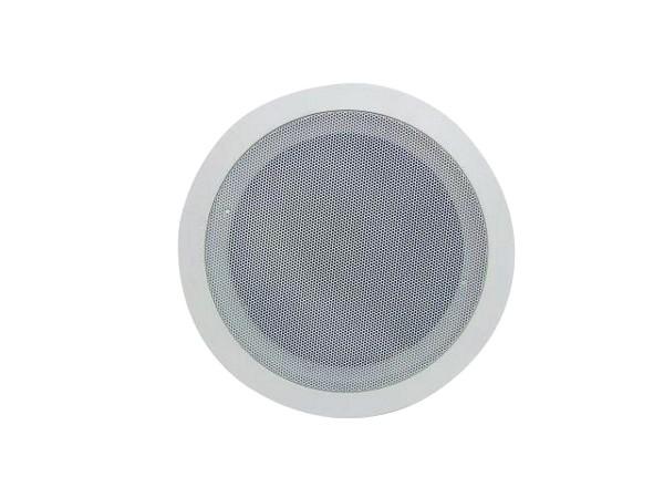 OMNITRONIC CS-6 ceiling speaker round 1,, discoland.fi