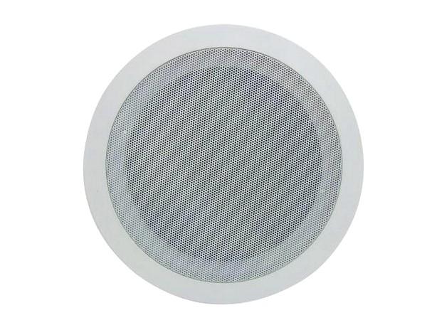 OMNITRONIC CS-8 ceiling speaker round 2,, discoland.fi