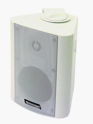 OMNITRONIC WP-4W seinäkaiutin 100V, val, discoland.fi