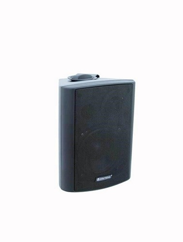 OMNITRONIC WP-5S seinäkaiutin musta 100V PA wall speaker black 30W RMS