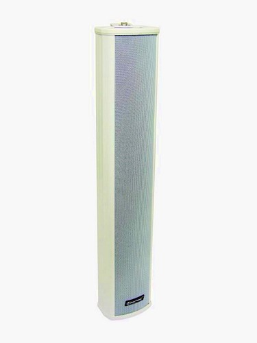 OMNITRONIC PCW-30 Column speaker 30/45W RMS, Splash-proof (IP 44) construction for outdoor use