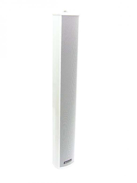 OMNITRONIC PCW-40 Column speaker 40/60W RMS, Splash-proof (IP 44) construction for outdoor use