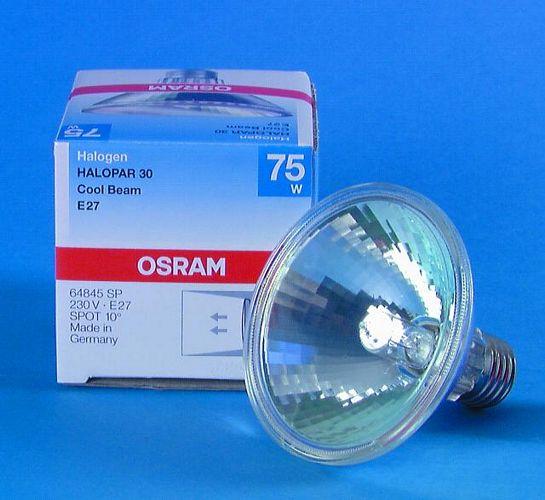 OSRAM 64841SP HALOPAR-30 230V/75W spot 2, discoland.fi
