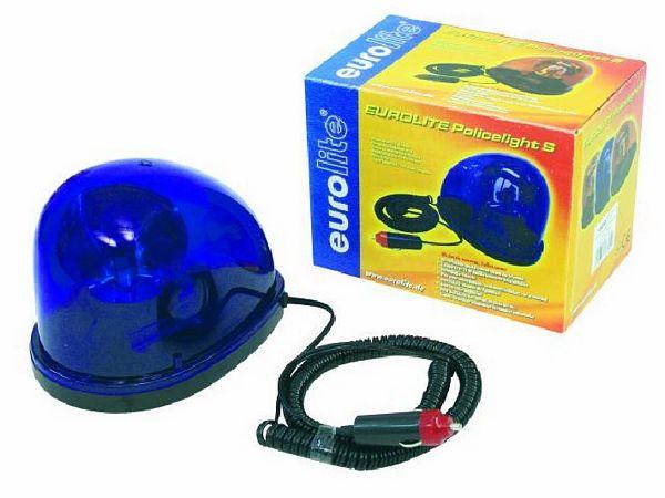 EUROLITE Poliisivalo sininen starsky magneetilla Police beacon 12V/21w starsky blue. näppärä pieni 12V magneetilla kiinnittyvä strobovalo!Tässä tuoteessa mukana liitin suoraan auton 12V tupakansytytin virtaan.