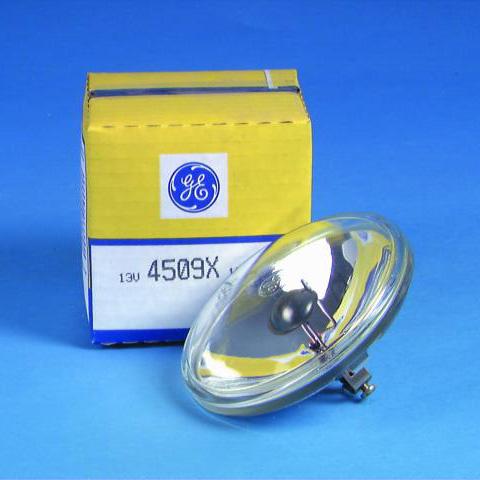 GE 4509X PAR-36 13V/100W NSP 25h, discoland.fi