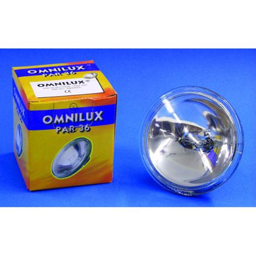OMNILUX PAR-36 pinspot polttimo 50W NSP , discoland.fi
