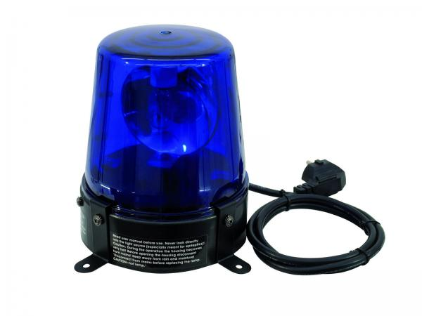 EUROLITE Poliisivalo Sininen DE-1 blue 2, discoland.fi