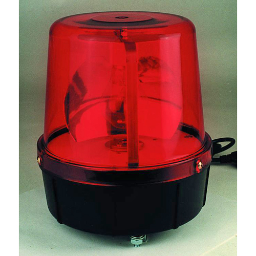 EUROLITE Super Police Light DE-2, 230V/100W E27, red