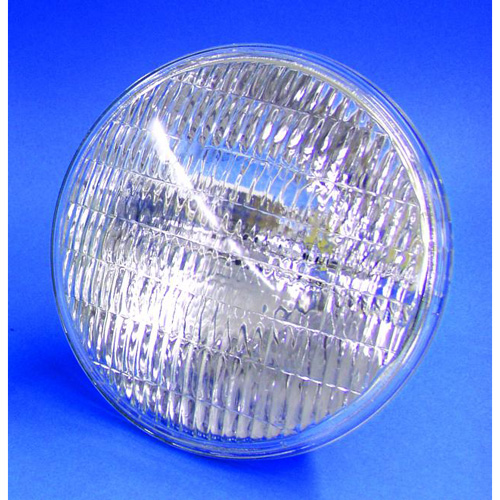 OMNILUX PAR-56 Polttimo 300W-230V 2000h Tungsten, leveä valokiila, par 56 lamppu, värin lämpö 3000k. Saatavilla myös tehokkaampi halogen versio.