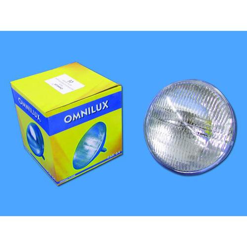 OMNILUX PAR-64 lamppu 240V/500W GX16d MF, discoland.fi