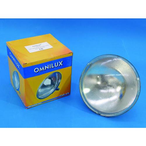 OMNILUX PAR-64 240V/1000W GX16d NSP 300h, discoland.fi