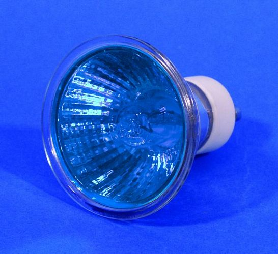 OMNILUX JDR 230V/75W E-27 1500h blue, discoland.fi