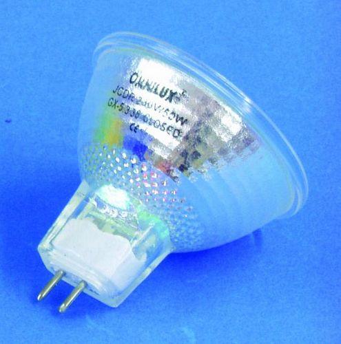 OMNILUX POISTUNUT...TUOTE...JCDR 230V/50W GX-5.3 1500h blue