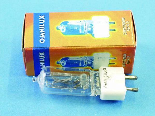 OMNILUX A1 230V/500W polttimo useisiin t, discoland.fi
