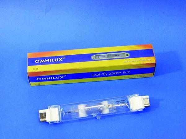 OMNILUX HQI-TS 95V 250W Fc2 6000h 4200K, discoland.fi