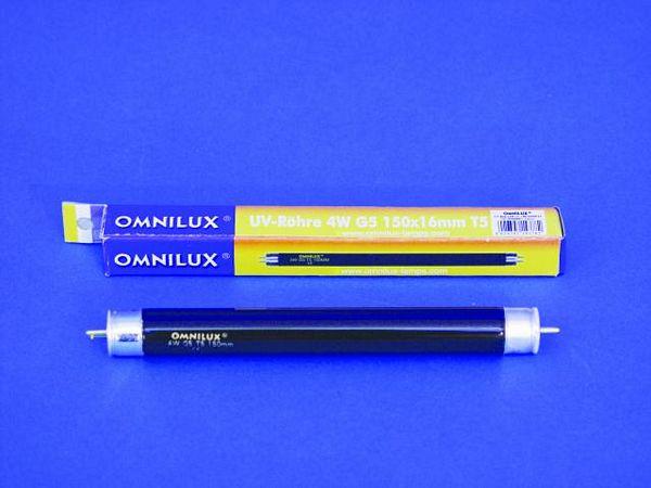 OMNILUX UV putki 4W G5 T5 5000h 150 x 16, discoland.fi