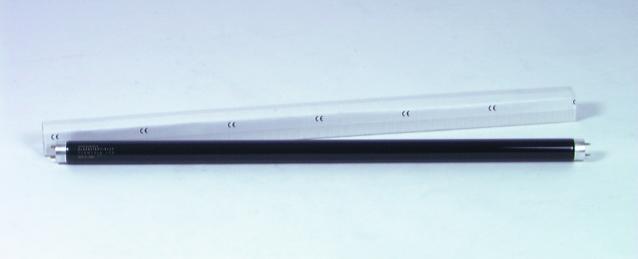 SYLVANIA UV tube 18W 60cm, Mustavalolois, discoland.fi