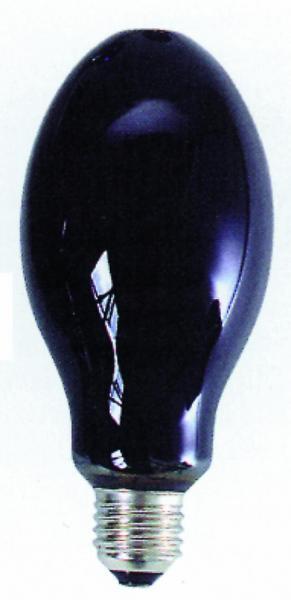 OMNILUX UV lamp 125W E-27, Mustavalolamppu toimii vain ballastin kanssa!