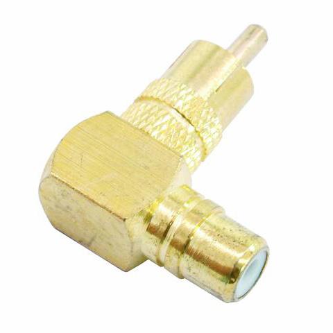 OMNITRONIC Adapter RCA plug/RCA socket 9, discoland.fi