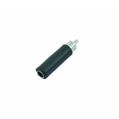 OMNITRONIC Adapteri RCA-uros - Jack Plug, discoland.fi