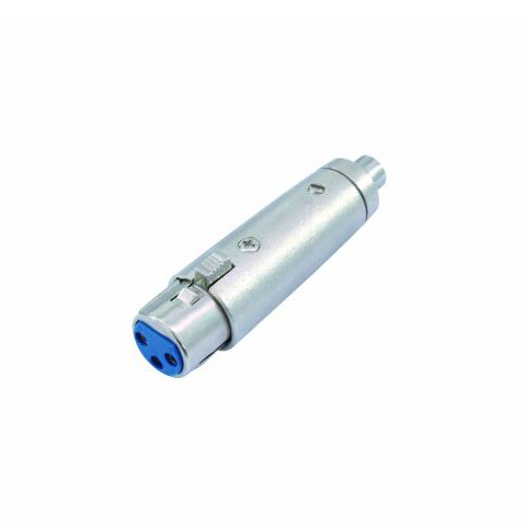 OMNITRONIC XLR naaras-RCA naaras adapter, discoland.fi