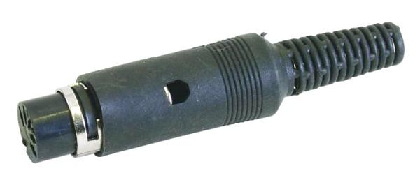 OMNITRONIC 5-pole DIN-connector, discoland.fi