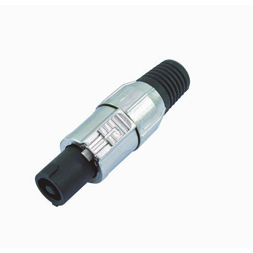 OMNITRONIC POISTUNUT TUOTE...............4-pole Speaker Cable Connector, female