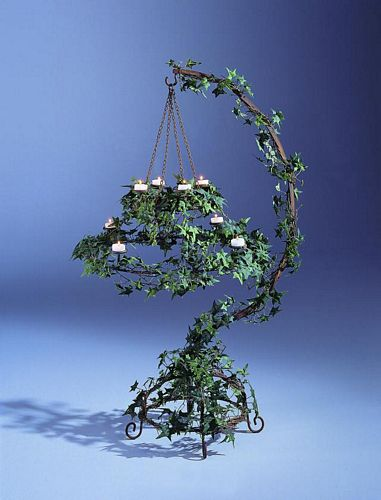 DECO Ivy Candle Stand