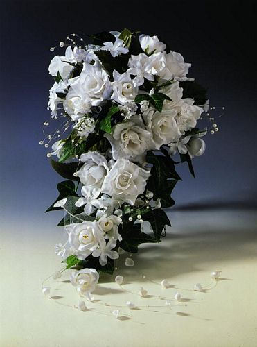 DECO Bridal Bouquet White, Poistunut tuote!