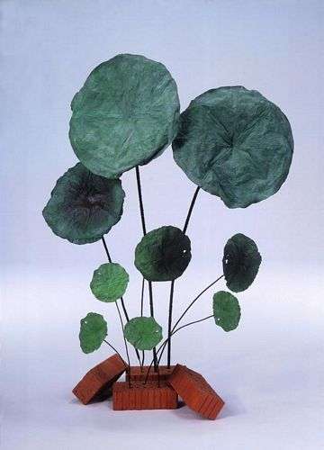 DECO 14cm Small Water Lotus Leaf Colors, discoland.fi