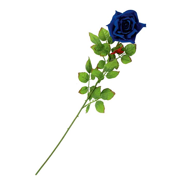 EUROPALMS 75cm Ruusu Ornella sininen. Ro, discoland.fi