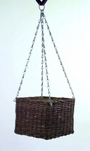 EUROPALMS 140cm Cubic hanging ivy arrangement Set
