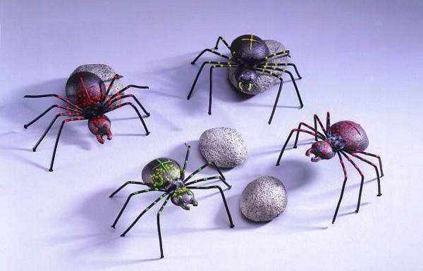 DECO Spider yellow