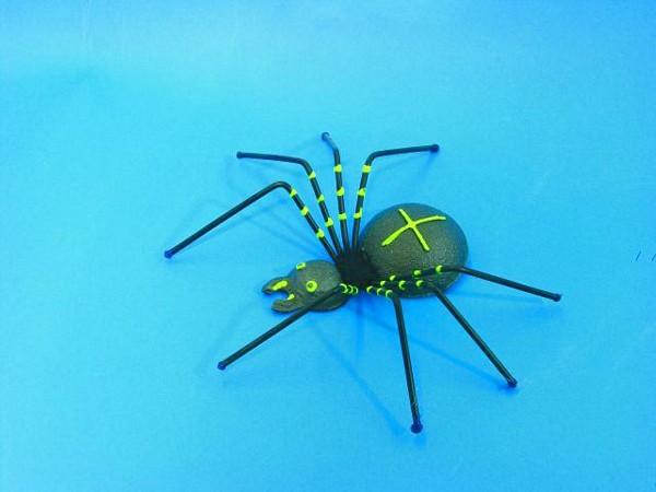 DECO Spider yellow, discoland.fi